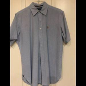 Ralph Lauren men's short sleeve shirt.
